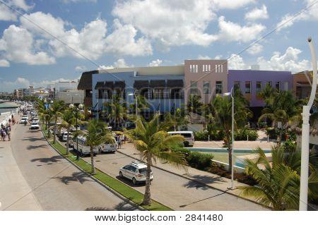 Caribbean Shopping - Cozumel Mexico