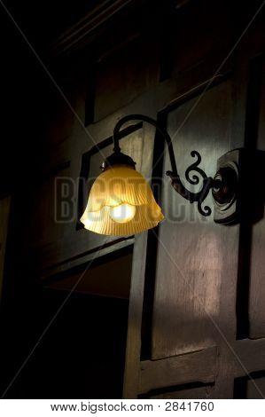 Old Lamp Shade