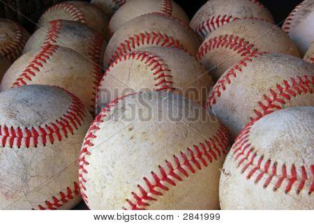 Baseball - Balls Light To Dark