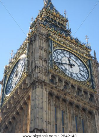 Big Ben - The Clock Tower