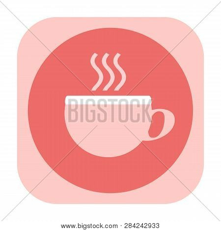 Coffee Cup Icon (or Any Hot Drink)