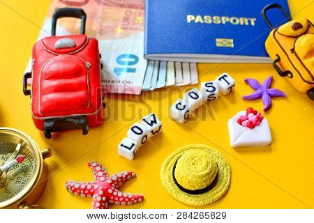 Low Cost Travel Concept With