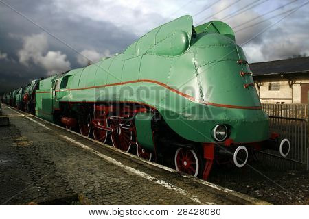 Locomotive Steam