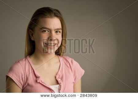 Portrait Of A Teen
