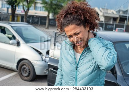 Painful Neck Ache After Fender Bender Car Crash