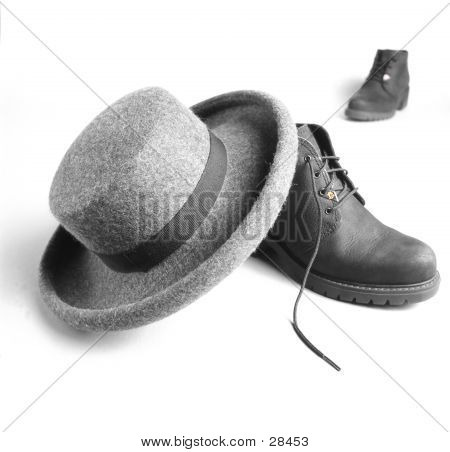 Hat And Boots