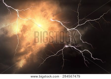 Dangerous Lightning Storm