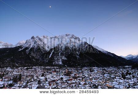 mittenwald city