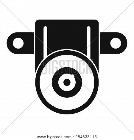 Action Small Camera Icon. Simple Illustration Of Action Small Camera Vector Icon For Web Design Isol