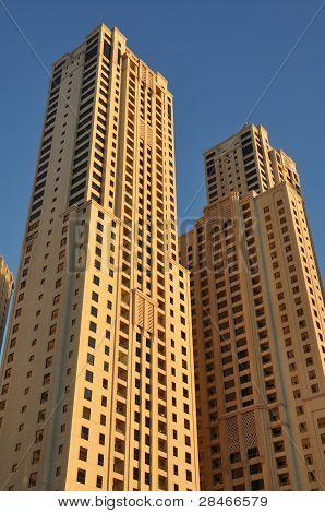 Jumeirah Beach Residence in Dubai