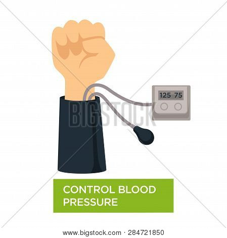 Control Blood Pressure Heart Health Check Cardiology