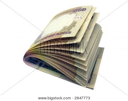 Indian Currency-Inr 500 -