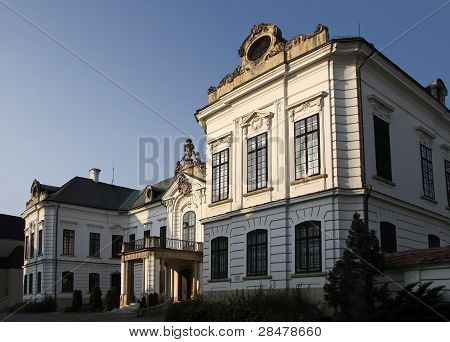 Bishop`s Palace In Veszprem