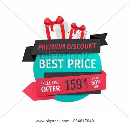 Premium Discount Vector Photo Free Trial Bigstock