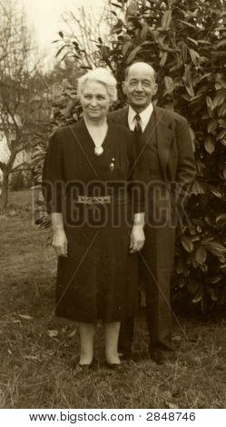 Vintage 1932 Photo