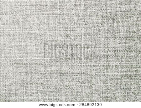 Fabric Texture Or Fabric Background. Gray Colors Fabric. Natural Fabric. Fabric Cloth Background. Fa