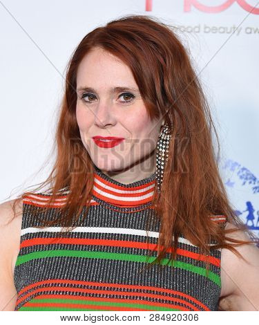 LOS ANGELES - FEB 17:  Kate Nash arrives for the Hollywood Beauty Awards 2019 on February 17, 2019 in Hollywood, CA