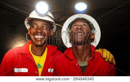 Underground Platinum Palladium Mining And Equipment