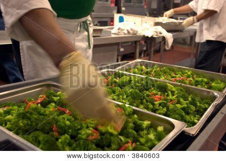 Broccoli Hands