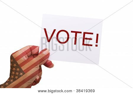 Vote In The Elections