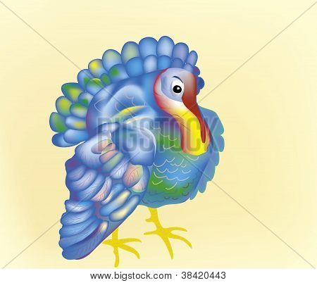 Vector Turkey