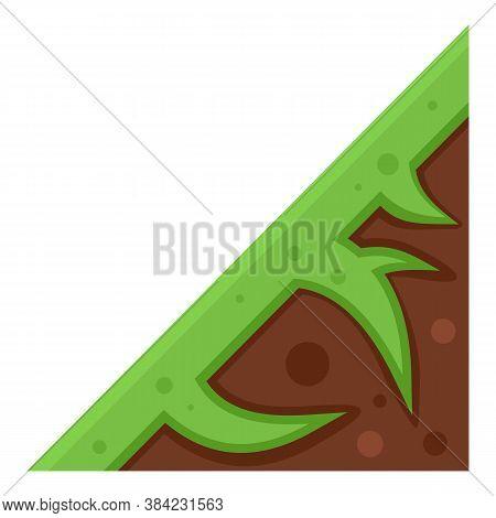 Game Platform Icon. Flat Illustration Of Game Platform Vector Icon For Web Design