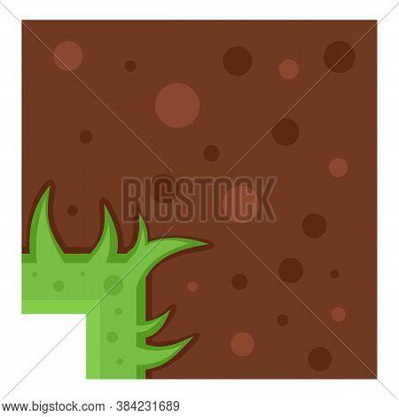 Game Platform Tile Icon. Flat Illustration Of Game Platform Tile Vector Icon For Web Design