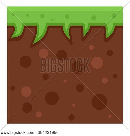 Game Platform Material Icon. Flat Illustration Of Game Platform Material Vector Icon For Web Design