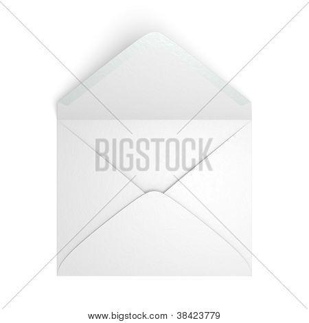 Unsealed Envelope