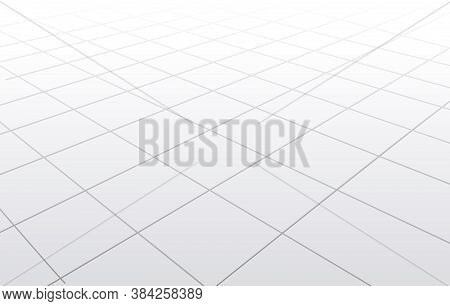 3d Floor Perspective Vector Illustration For Housing