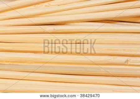 Background of sticks