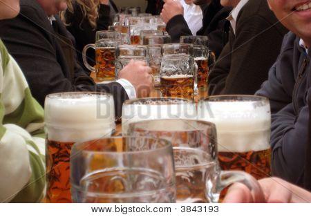 Beeeer! - Oktoberfest In Munich, Germany