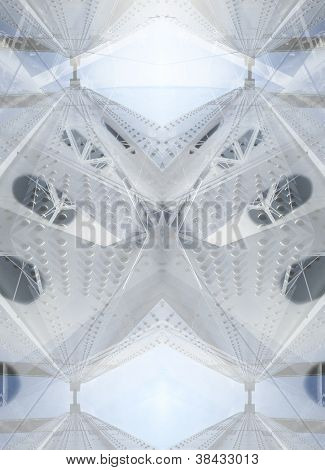 Industrial Concept Abstract