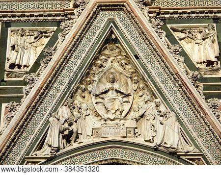 Santa Maria Del Fiore - Florence Cathedral, Italy