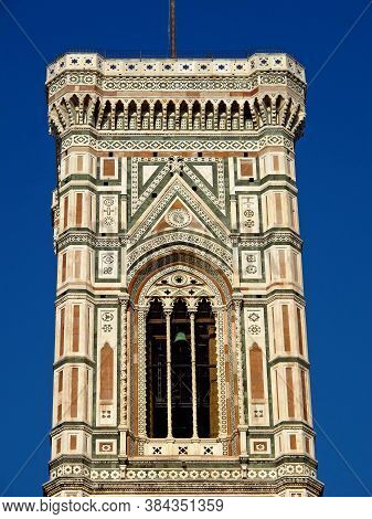 Giotto Bell Tower, Florence Cathedral, Italy