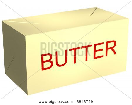 Pound Of Butter