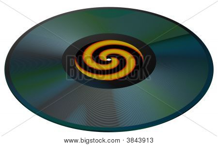 Vinyl Lp Disk