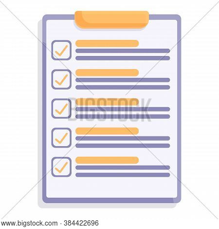 Norm Standard Icon. Cartoon Of Norm Standard Vector Icon For Web Design Isolated On White Background