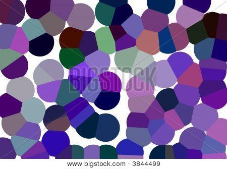 Polen púrpura grande