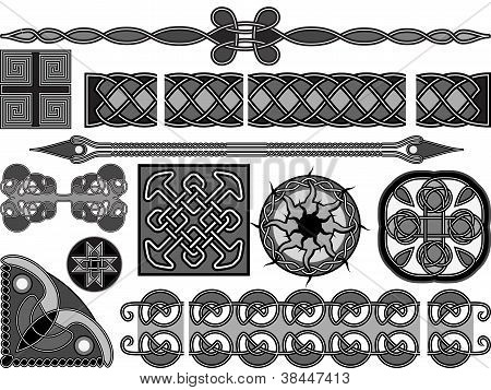 Medieval Celtic Style