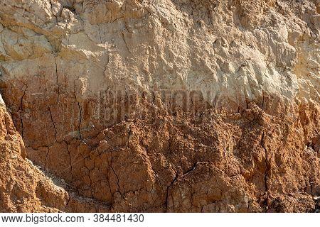 Soil Cut Texture