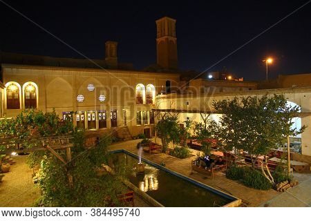 Kashan / Iran - 05 Oct 2012: The Ancient City Of Kashan, Iran
