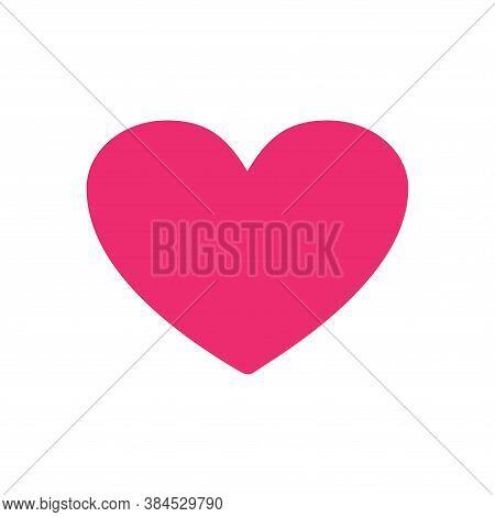 Heart. Heart Icon. Heart Vector. Heart Icon Vector. Heart Illustration Template. Heart Design. Love