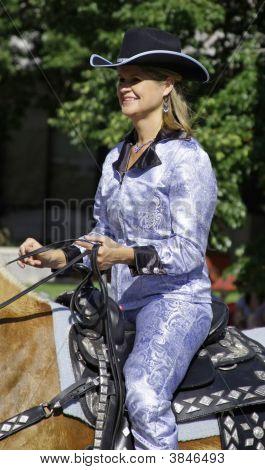 Lady Equestrian