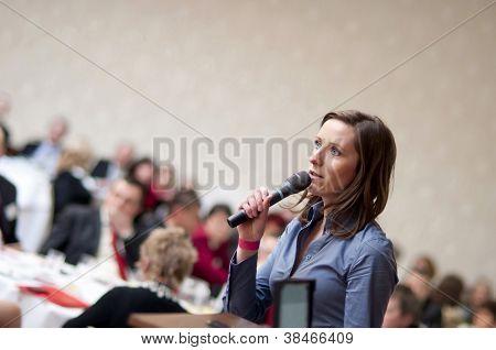 Business Conference Speaker