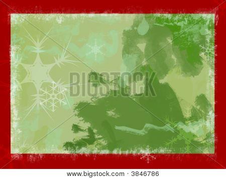 Grunge Holiday Background