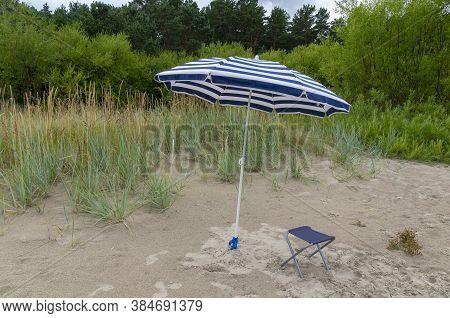 Baltic Sea Summer Coast Sea Beach Jurmala Nlatvia