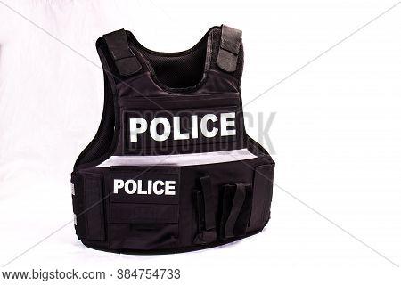 Law Enforcement Police Kevlar Bullet Proof Vest