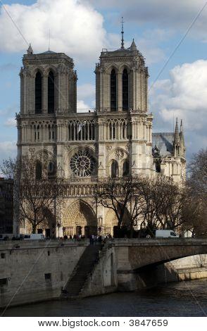 Notre Dame Cathedral Paris