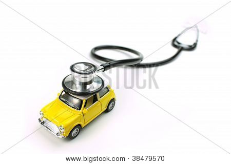 Car Inspection And Repair